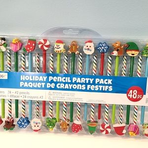 Holiday Bulk Pencil Pack